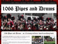 1066 Pipes and Drums