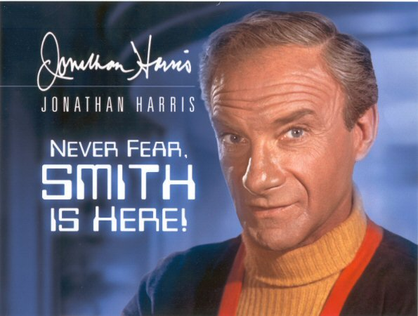 Image result for jonathan harris in lost in space