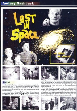 Lost In Space Memories Collectibles