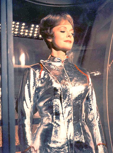 June Lockhart in Space Suit - Pics about space